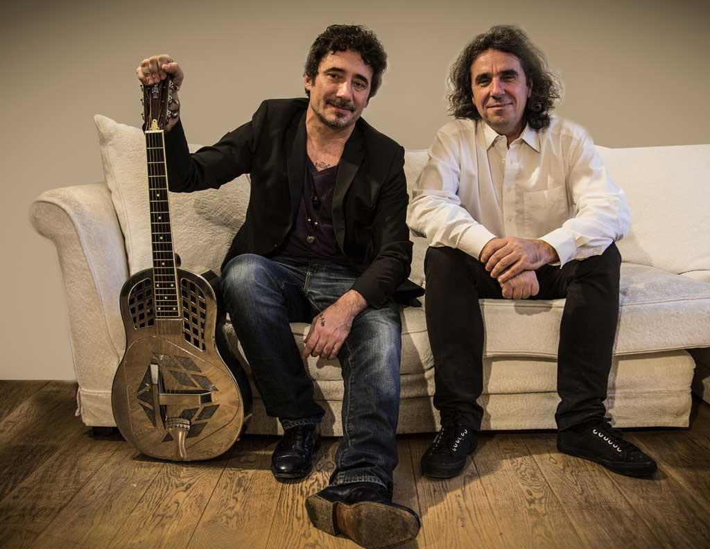Federico Zampaglione e Mario Donatone