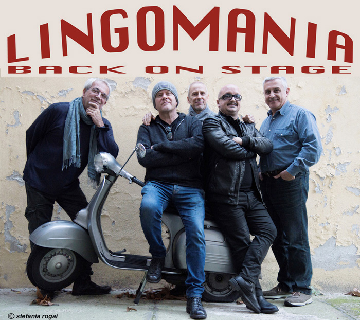 "LINGOMANIA – Back on Stage with ""Lingosphere"""