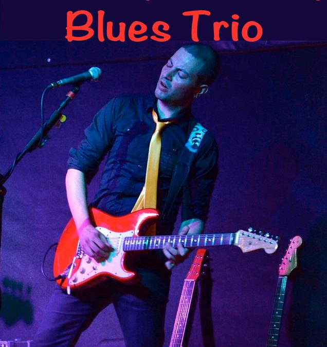 ANDREA DE LUCA Blues Trio