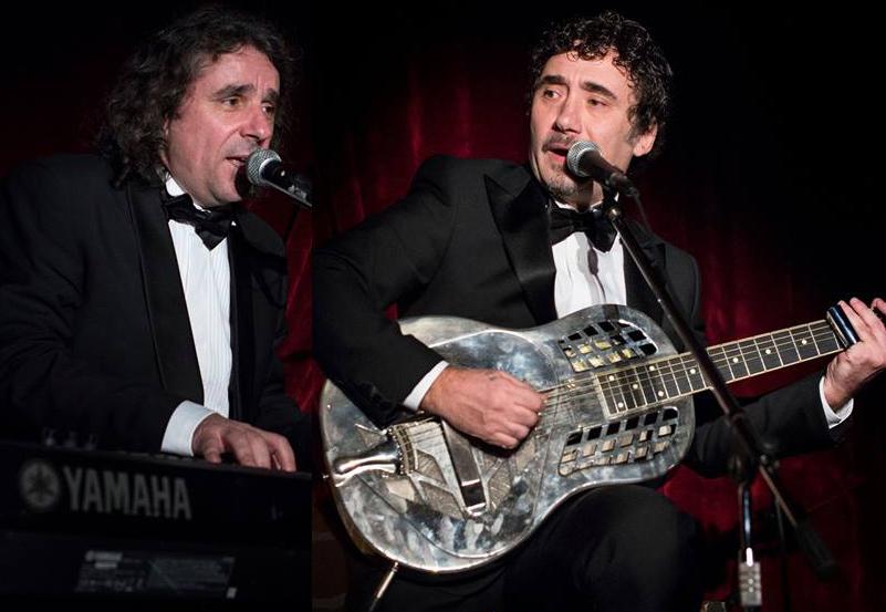 Blues Christmas Night: ZAMPAGLIONE & DONATONE