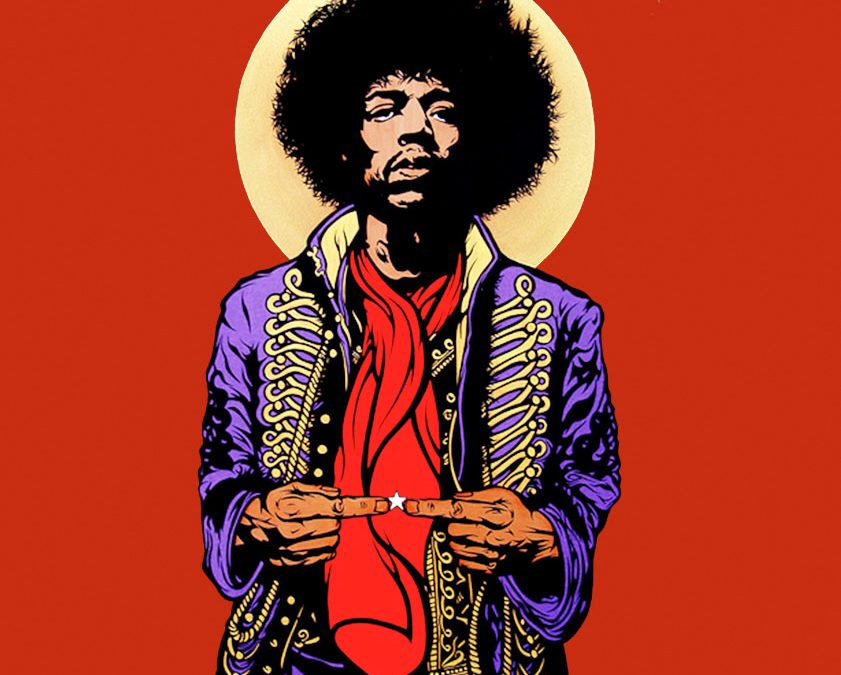 ONE FOR JIMI