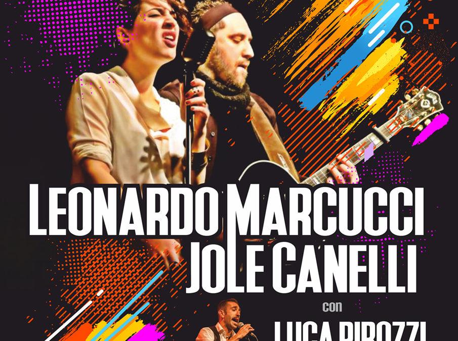 LEO MARCUCCI & JOLE CANELLI