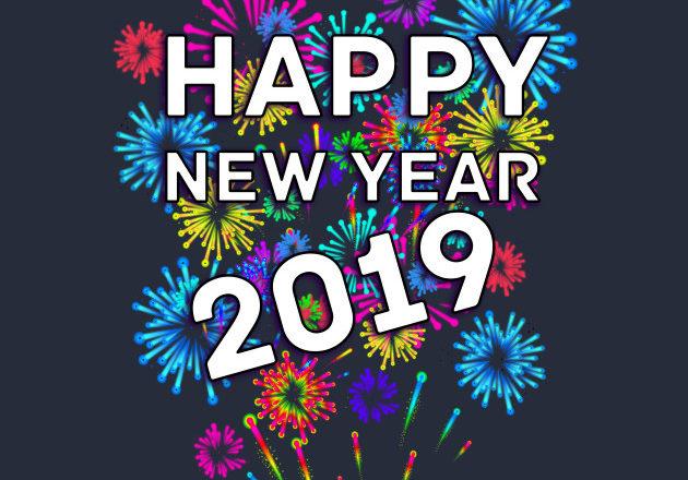 HAPPY BLUES NEW YEAR – Capodanno 2019