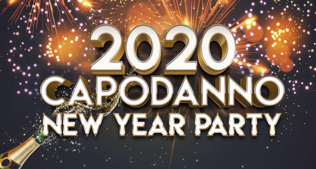 HAPPY BLUES NEW YEAR – Capodanno 2020