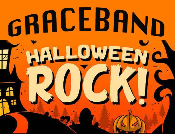 GRACEBAND – Halloween Rock Party