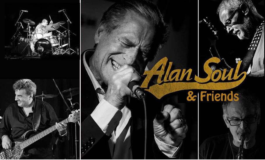 ALAN SOUL & Friends