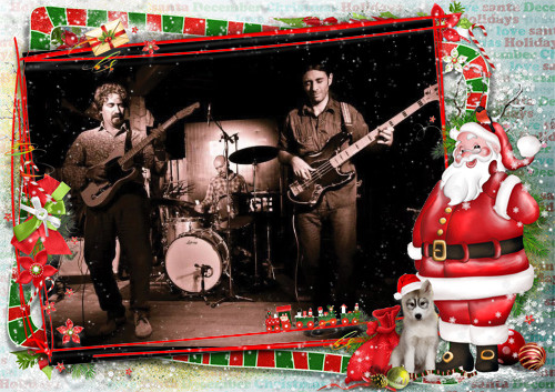 DESERT BOOTS play Rock 'N Roll & Christmas Super Hits